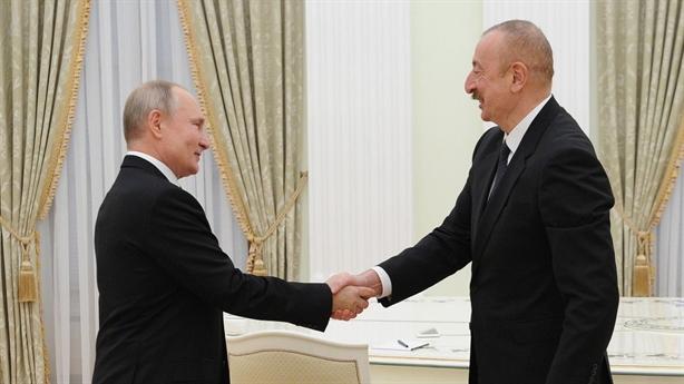 Nga chứng kiến thỏa thuận về việc xây dựng Karabakh
