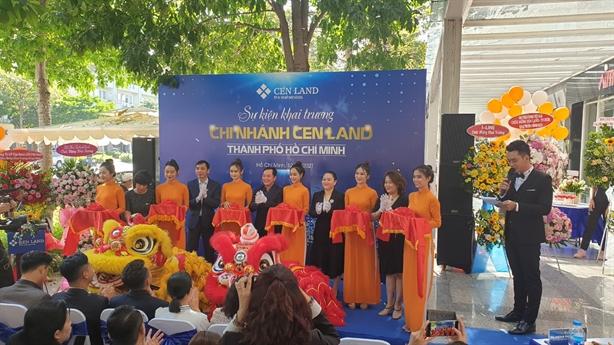 Cen Land tưng bừng khai trương chi nhánh tại TP.HCM