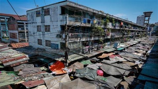 Cải tạo chung cư cũ: Cân lợi ích nhà đầu tư-người dân