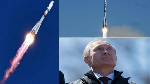 Nga kích hoạt kế hoạch bay siêu nhanh lên Trạm ISS