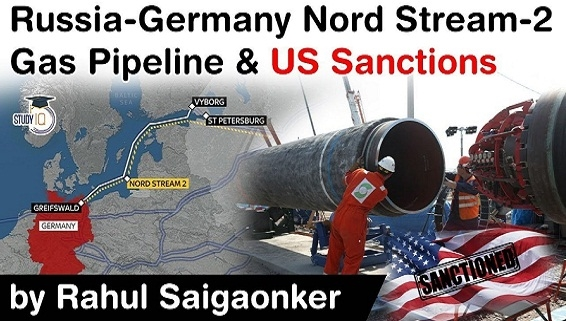 Rời EU, Anh kêu gọi trừng phạt Nord Stream 2