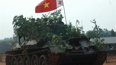Báo Nga bình luận xe tăng T-34 được Việt Nam hoán cải