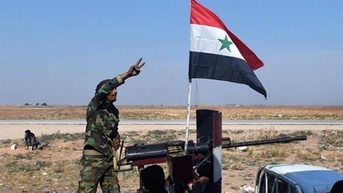 Quân đội Syria giành quyền kiểm soát thêm nhiều vùng ở Idlib