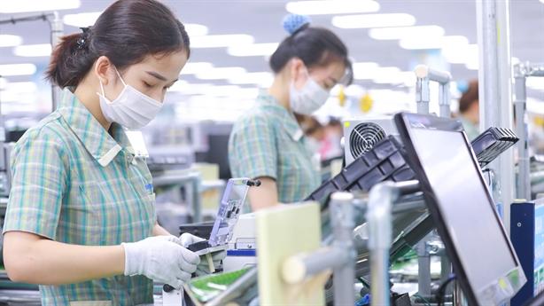 Việt Nam vượt Trung Quốc trở thành điểm đến đầu tư FDI
