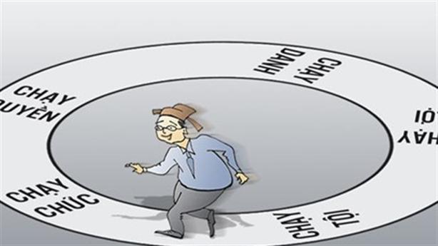 Chạy chức Vụ phó mất 27 tỷ  đồng: Lệch lạc...