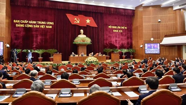 Hội nghị Trung ương 15 đặc biệt quan trọng