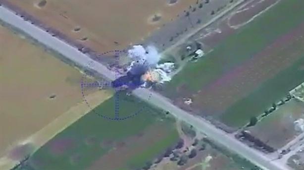 Nga công bố đòn đánh cực chính xác của Orion tại Syria