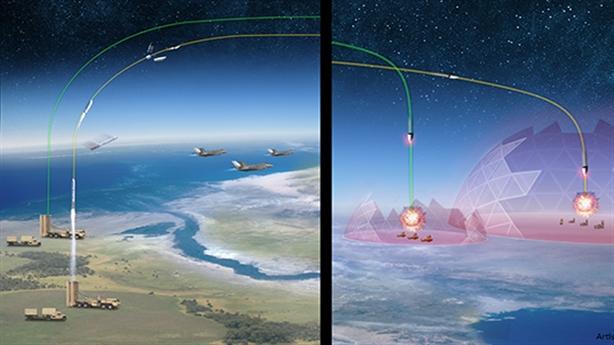 DARPA phát triển vũ khí tương đương Avangard Nga