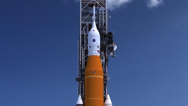 Thử tên lửa mạnh nhất của NASA: Thất bại khó hiểu