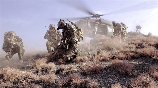 Trực thăng Mỹ gặp nạn chưa rõ nguyên nhân tại Syria