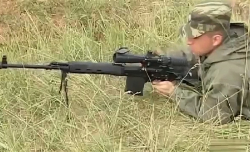 Nhưng hiện nay Nga đã chế tạo ra súng bắn tỉa SVDK để tiêu diệt đối phương dù được bảo vệ bằng áo chống đạn tốt nhất.
