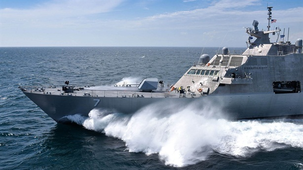 Mỹ ngừng sử dụng toàn bộ chiến hạm Freedom