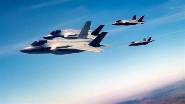 F-35 Israel và Ý đối phó S-400