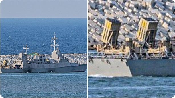Israel đưa Iron Dome lên chiến hạm phòng Iran tấn công