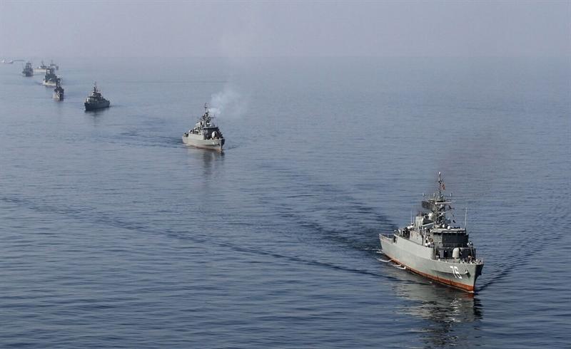 Dù không phóng tên lửa tầm xa như trước đó nhưng lực lượng tên lửa bờ của Iran vẫn có \