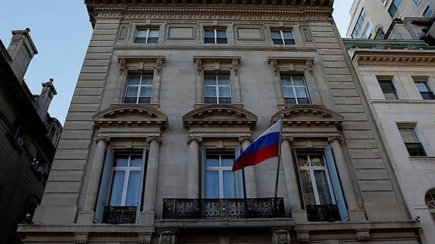 Lãnh sự quán Nga bất ngờ với cách hành xử Mỹ
