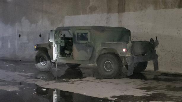 Vệ binh quốc gia Mỹ tìm thấy Humvee mất cắp