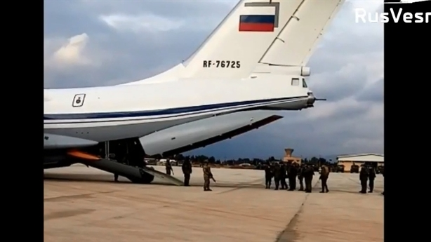 Toan tính của Nga đổ thêm vũ khí đến Al-Hasakah
