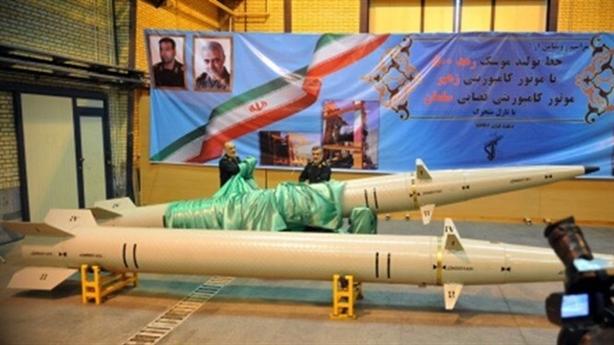 Raad-500 Iran - bài toán khó với phòng thủ Mỹ