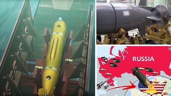 Mỹ khó tin Poseidon là 'Vũ khí ngày tận thế'?