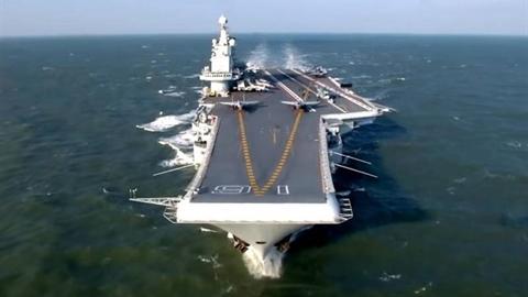 Tầm nhìn của Đô đốc Gorshkov thành khuôn mẫu cho Trung Quốc