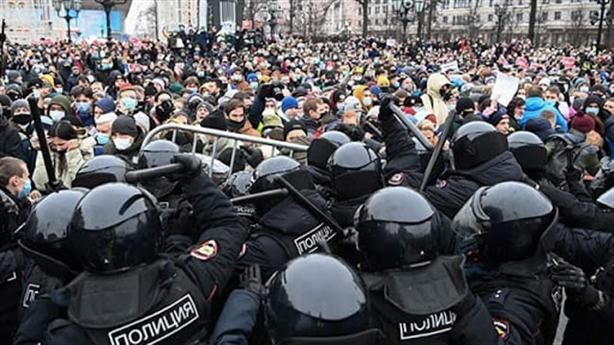 Mỹ kêu gọi Nga lập tức thả nhóm Navalny bị bắt