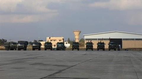 Nga tăng cường phòng thủ Kamyshly trước Ankara