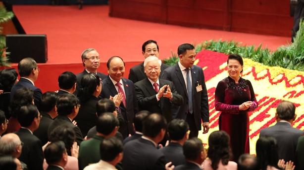 Thông cáo báo chí phiên trù bị Đại hội XIII của Đảng
