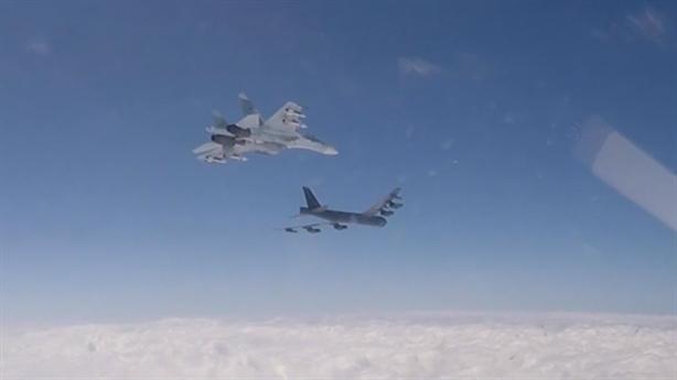 Nga phong tỏa Biển Đen, áp sát B-52H và chiến hạm Mỹ