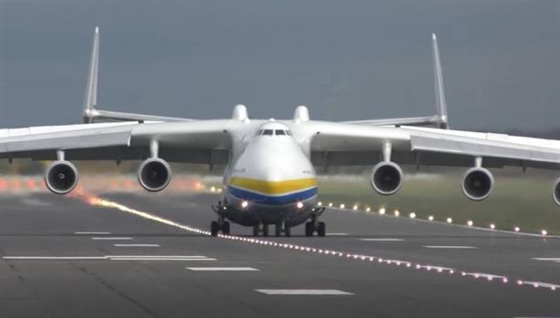 Ukraine đang tìm nhà đầu tư cho dự án máy bay Mriya-2