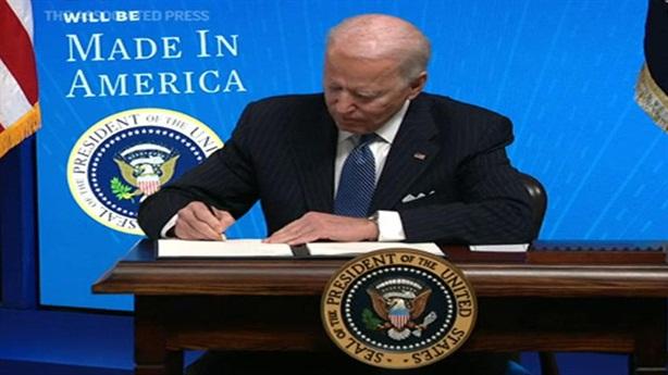 Tổng thống Joe Biden lấp lỗ hổng trong Buy American