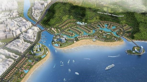 Thanh Hóa chỉ đạo khẩn dự án nghìn tỷ tại Sầm Sơn
