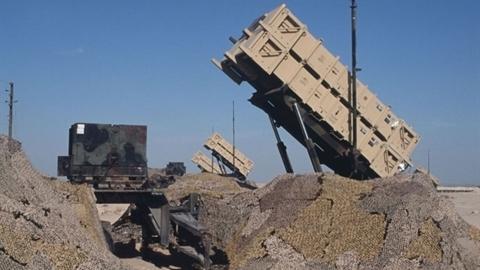 4 tên lửa Iran xuyên thủng 6 khu vực có Patriot