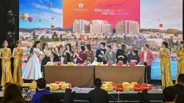 """Sun Grand City Hillside Residence Phú Quốc """"tạo sóng"""" ngày ra mắt"""