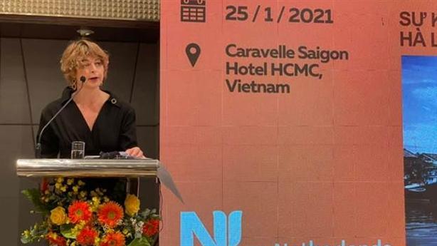 Hà Lan–Việt Nam hợp tác xúc tiến thương mại ĐBSCL