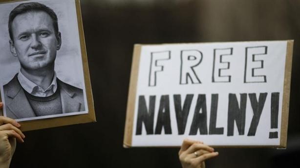 Nga tố ủng hộ biểu tình Navalny không khác nào khủng bố