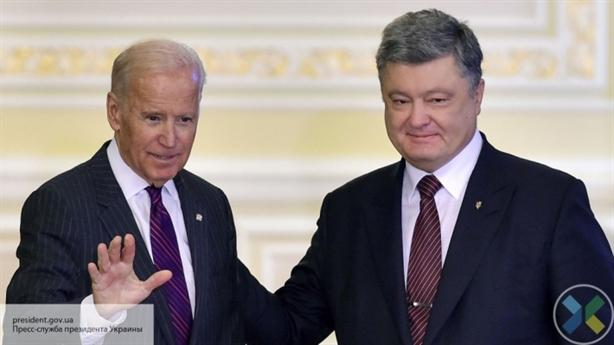 Ukraine mở vụ án hình sự đối với ông Biden và Poroshenko
