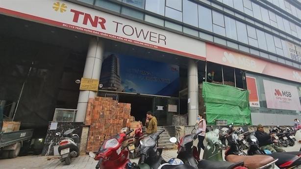 Cao ốc biến văn phòng thành căn hộ khách sạn