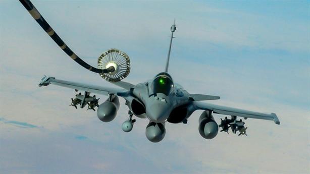 F-16 Thổ không phải đối thủ của Rafale Hy Lạp