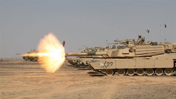 Cầu dã chiến không chịu nổi trọng lượng của Abrams SEPV3