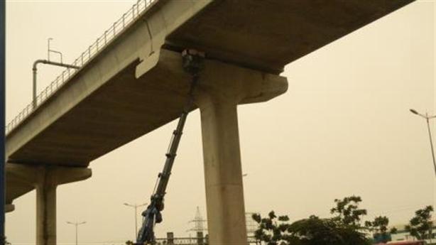 Tổng thầu lý giải gối cầu metro số 1: Chưa chấp nhận