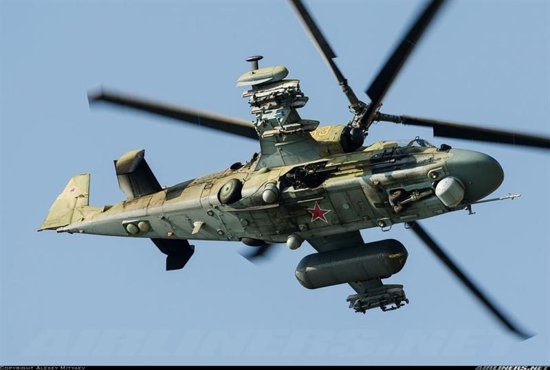 Thừa nhận được báo Mỹ đưa ra sau khi Nga công bố gói trang bị mới cho Ka-52, trong đó có radar AESA. Không quân Nga quyết định trang bị cho trực thăng tấn công hệ thống radar quét mảng pha điện tử chủ động Active Electronically Scanned Array (AESA) V006 Rezets thế hệ mới.
