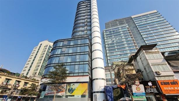 Hà Nội cưỡng chế cao ốc biến văn phòng thành căn hộ