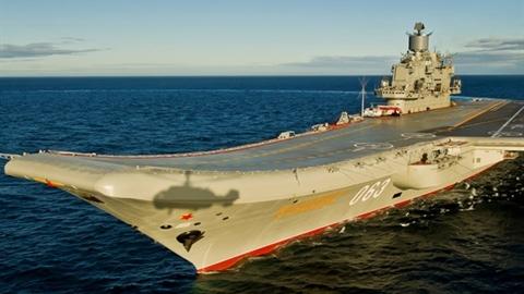 Nga giành lại 'Đô đốc Kuznetsov' từ tay Ukraine như thế nào?