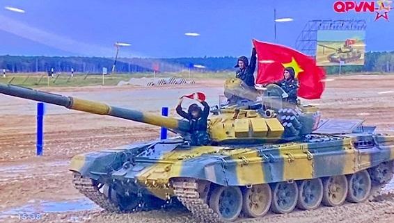 Việt Nam lần đầu đăng cai 2 môn thi Army Games 2021