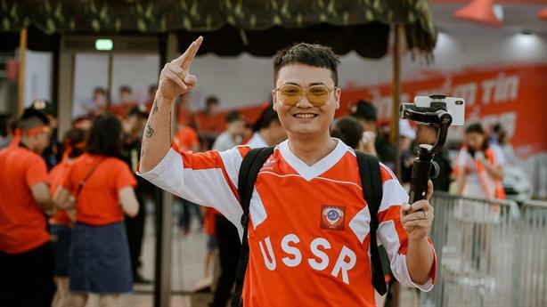 Trương Tuấn (Tuấn Saker) - Huyền thoại của giới 8x Việt chơi Internet