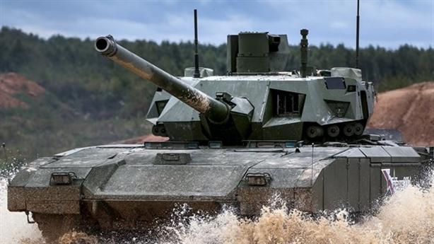 Vì sao Ấn Độ cần mua Armata của Nga?