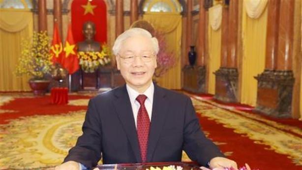 Lời chúc Tết của Tổng Bí thư, Chủ tịch nước