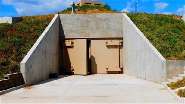 Bí mật những căn hầm bê tông cốt sắt