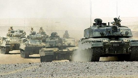Lục quân Anh đang trong tình trạng thảm hại